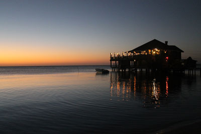 Roatan---sunset