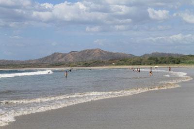 Tamarindo---beach