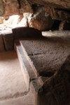 Qenqo - mummification work bench