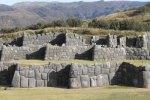 Sacsayhuaman - zigzag walls