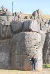 Sacsayhuaman - big corner stones