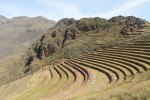 Last shot of terraces at Pisaq