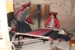 Weaving demonstration