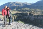 Shallow end of Colca Canyon