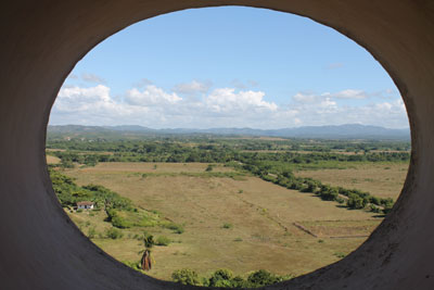 View from plantation tower
