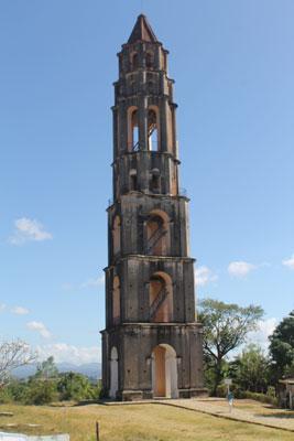 Planatation tower