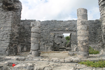 Tulum - noble's house