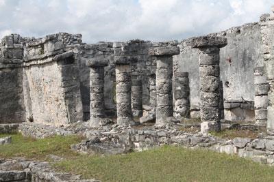 Tulum - noble's house