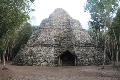 Coba - Xaibe Palace