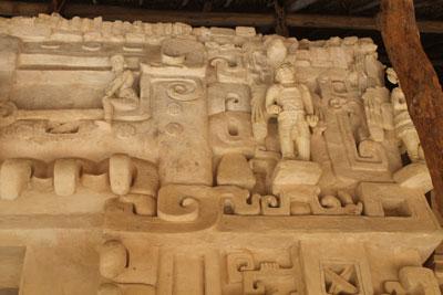 Ek'Balam - tomb of The River King