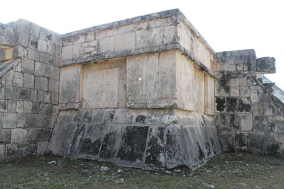 Chichen Itza - platform of venus