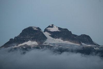 Mt Begbie, near Revelstoke