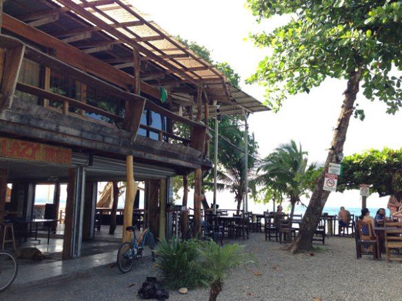 Our favourite seaside bar in Puerto Viejo is alive and well, ex-pat bands perform almost every night