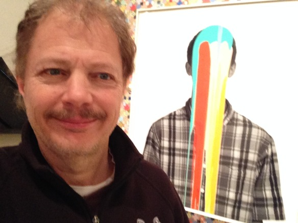 Me and Coupland art