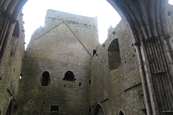Rock of Cashel (interior)