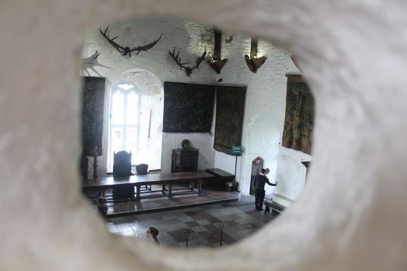 Bunratty Castle (interior)