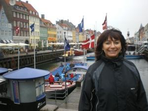 Copenhagen has canals (the rain has to go somewhere!)